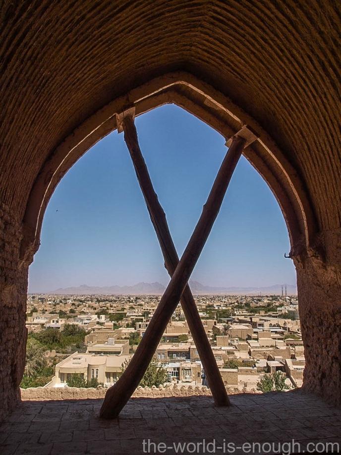 Мейбод, крепость Нарин