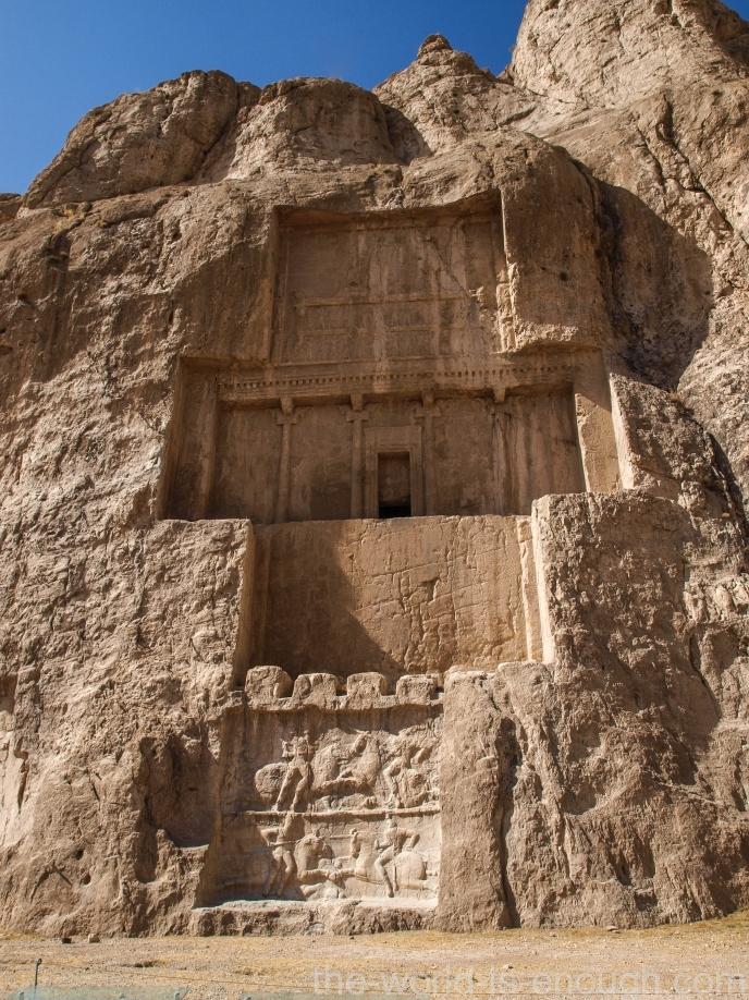 Гробница Дария I Великого