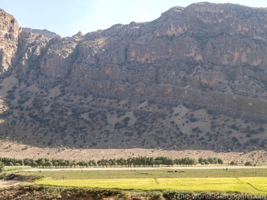 окрестности Пасаргад