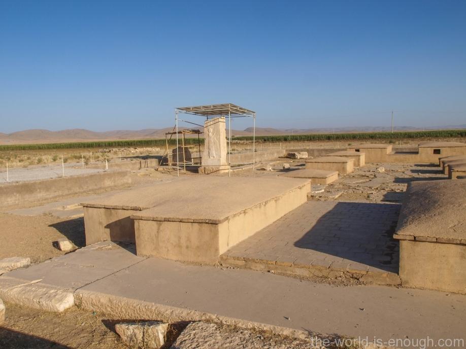 ворота Пасаргады