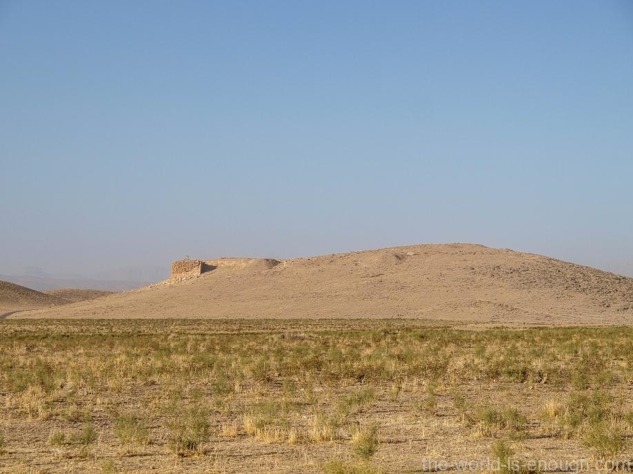 Толл-е Тахт - Тронный Холм, Пасаргады