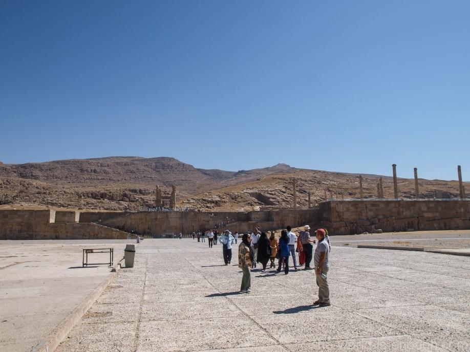 Дорога к Персеполю