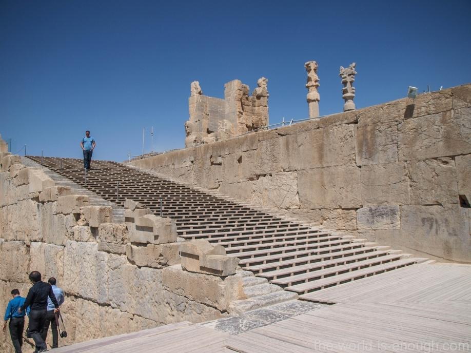 Большая лестница Персеполя