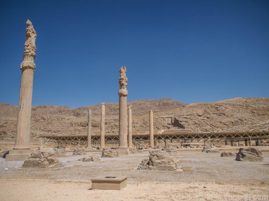 Персеполь, Ападана