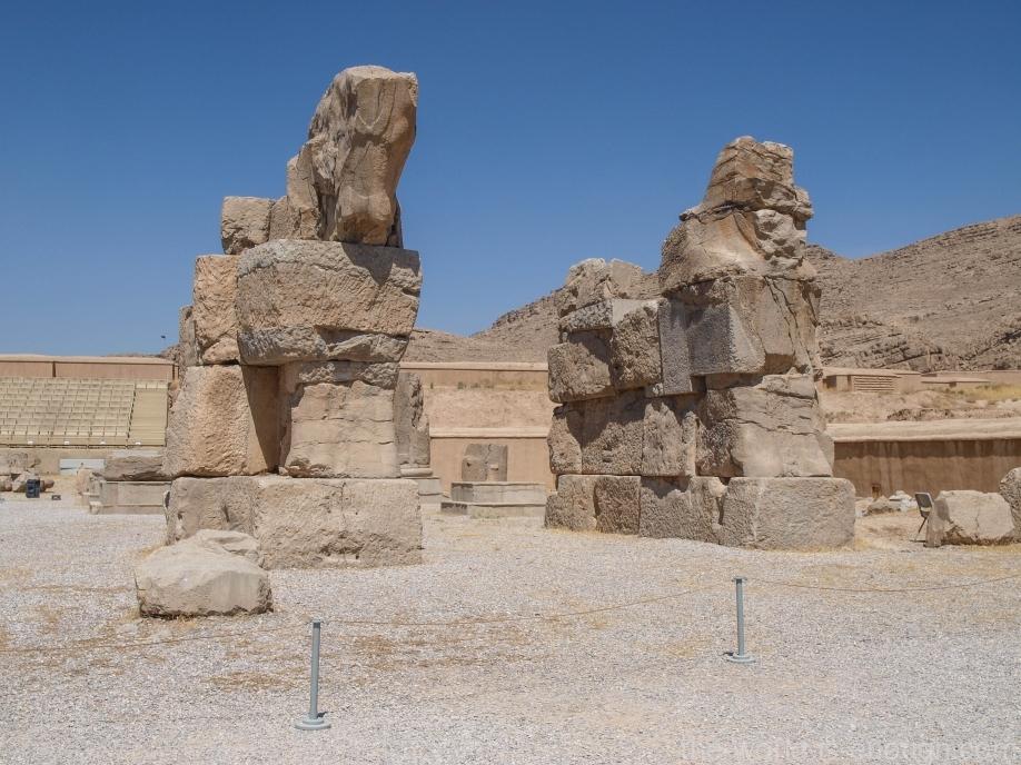 Персеполь, Ворота Армии