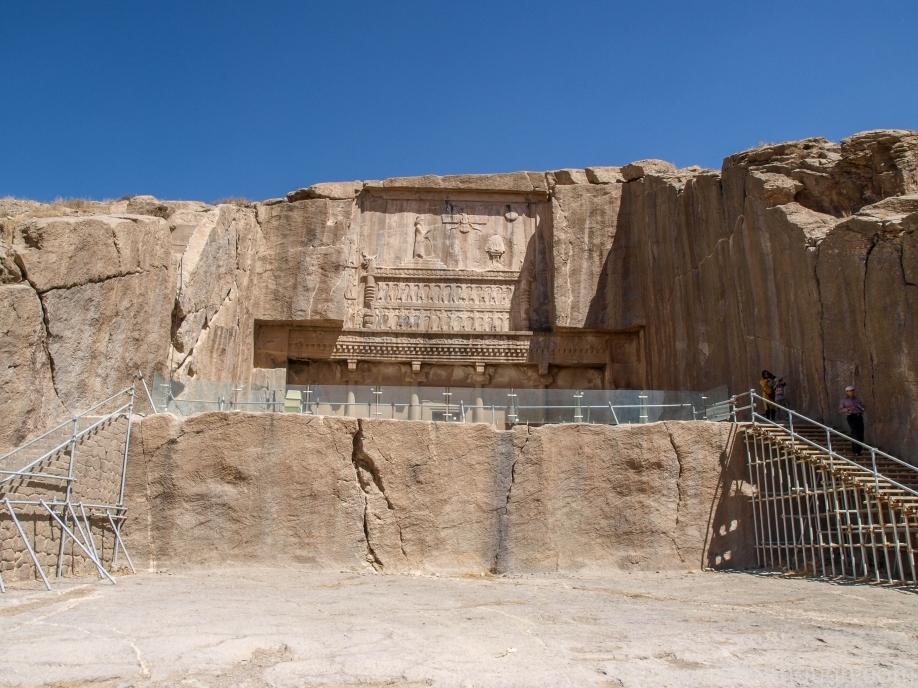 Персеполь, Гробница Артаксеркса III