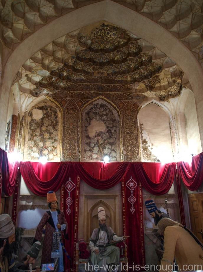 Крепость Керим-Хана, Шираз.