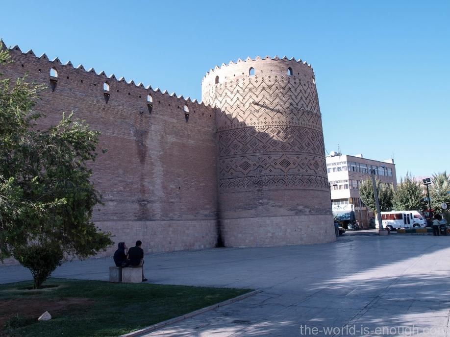 Крепость Керим-Хана, Шираз