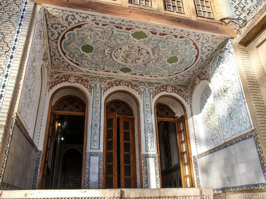 дом Кавамов, Шираз