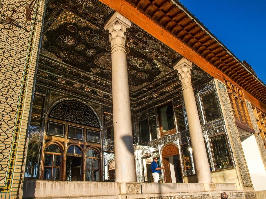 Талар дома Кавамов, Шираз