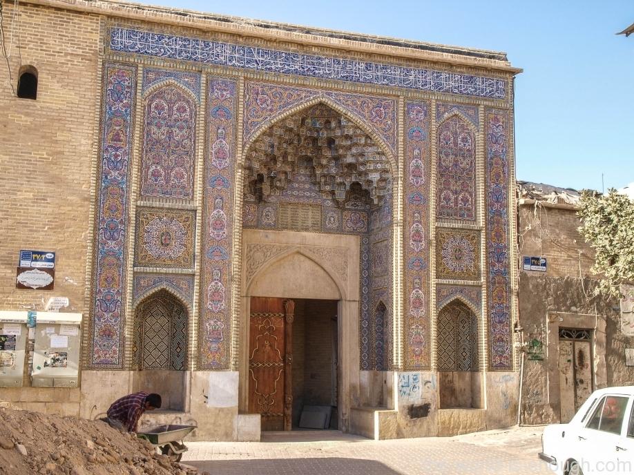 мечеть Насир ол-Молк, Шираз