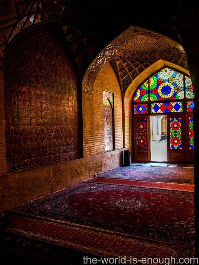 мечеть Насир ол-Молк