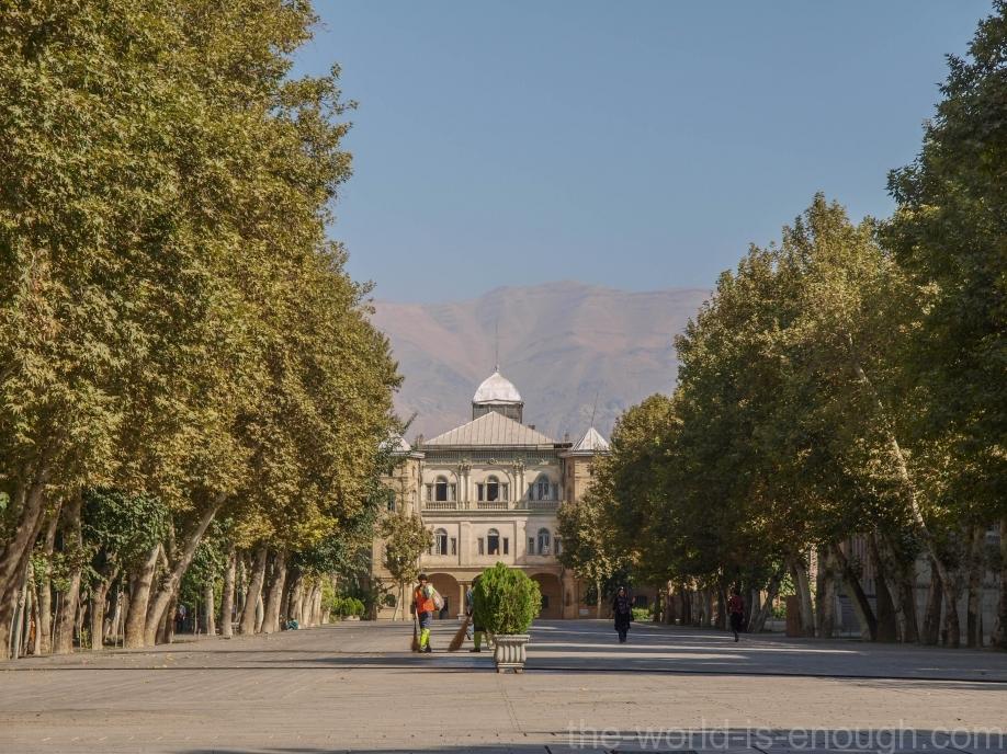 Тегеран, Национальный сад, National garden Tehran