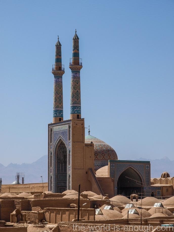 Пятничная мечеть Йезда