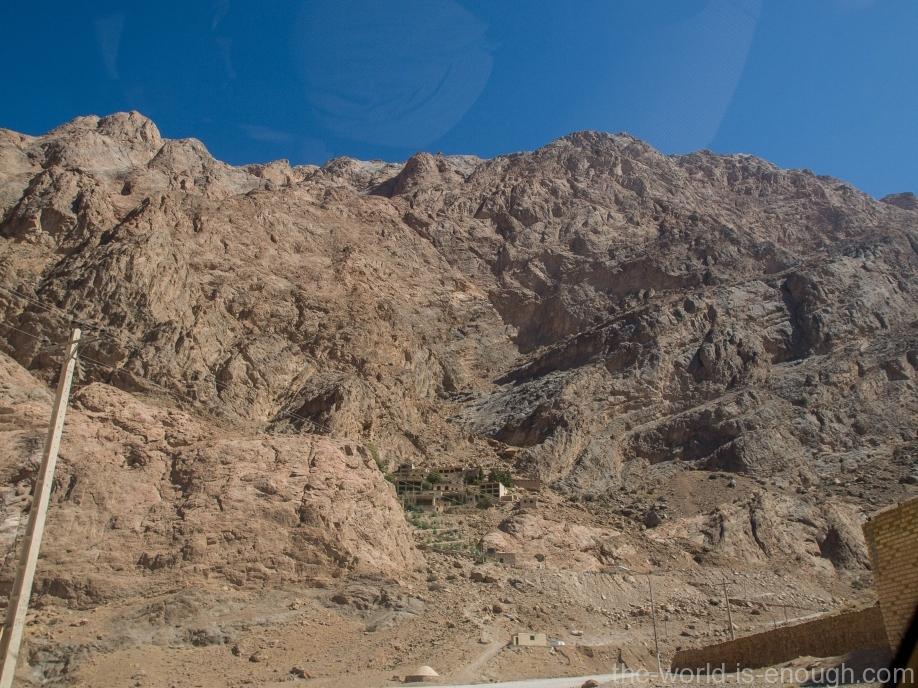 Храм Чак-Чак в горах