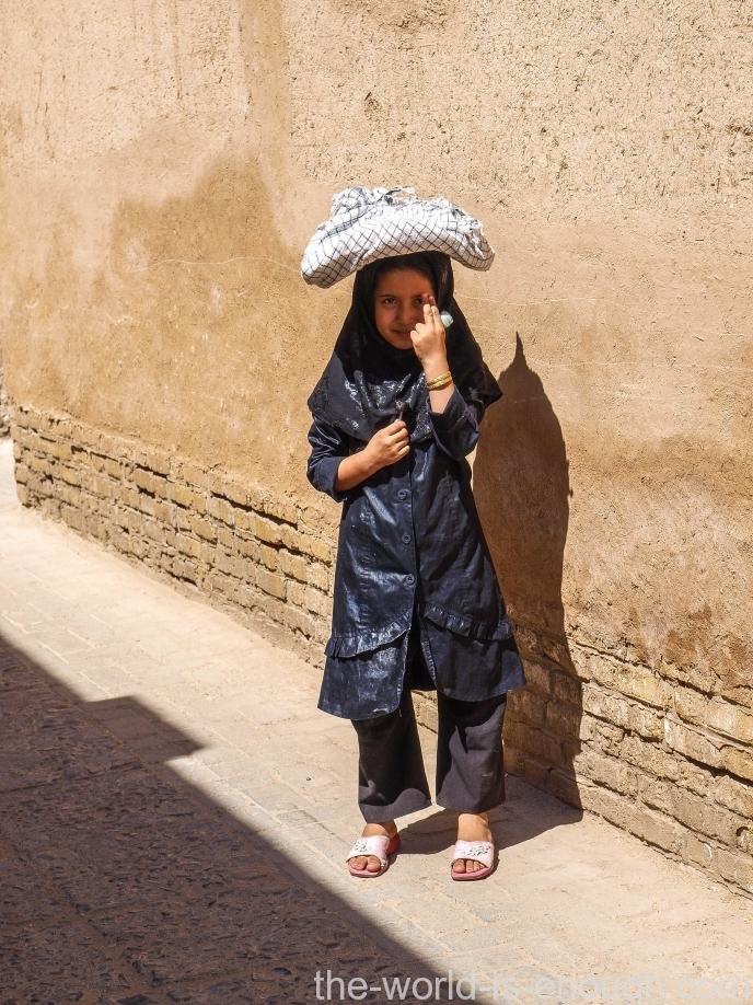 Девочка из Йезда