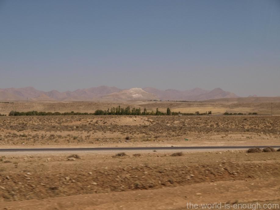 Пустыни Ирана