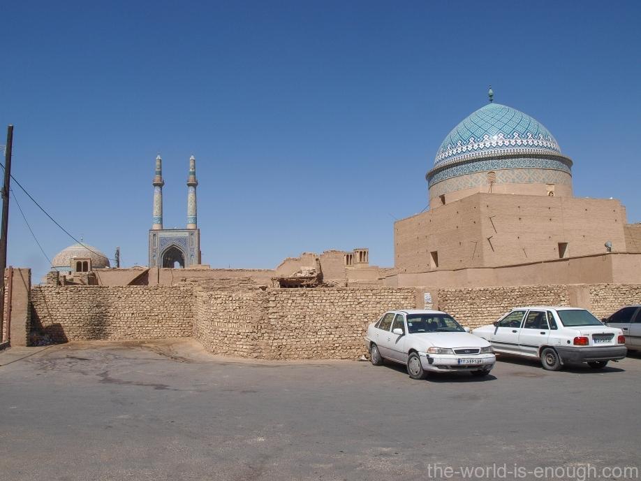 Мечеть и мавзолей Сайеда Рокн-ад-Дина, Йезд, Иран