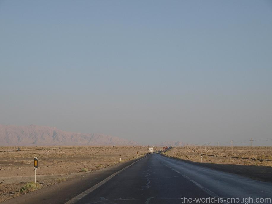 Иранские дороги