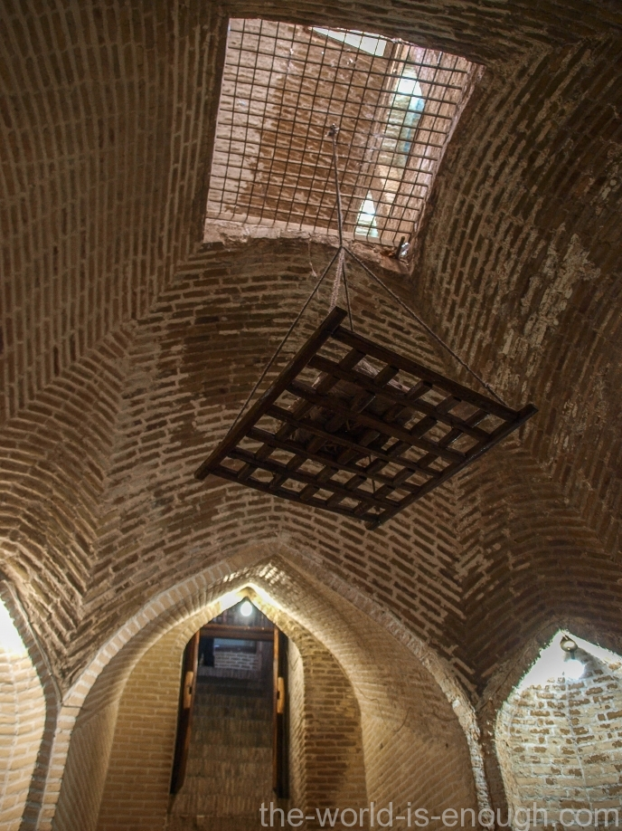 Музей воды, Йезд, Иран