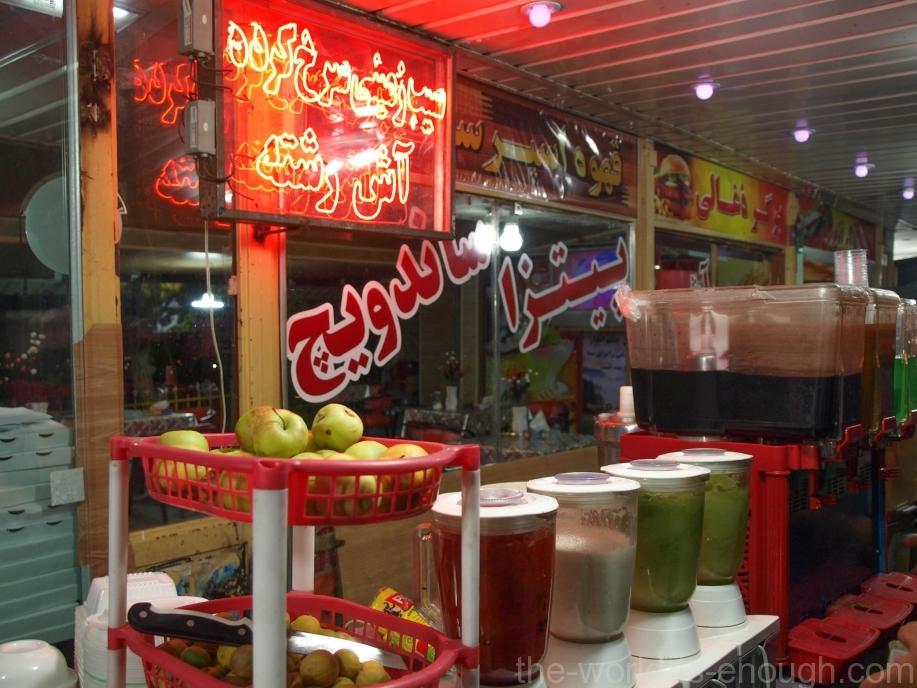 Иран, Тегеран, Веленжак