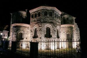 Ohrid Saint Sophia Curch