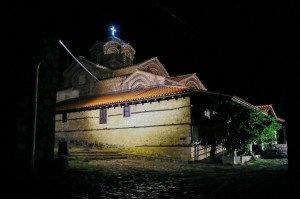 Ohrid, Church of Our Lady Perivlepta