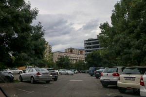 Skopje parking