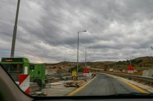 Macedonian toll road