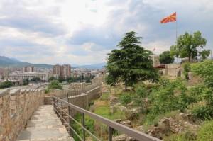 Скопье- Крепость Кале - Skopje-Kale Fortress