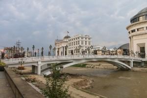 Skopje Art Bridge