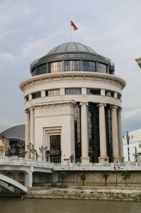 Skopje Administrative Court, Public Prosecution and Financial Police
