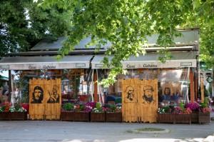 Skopje, Casa Cubana Restaurant (01)