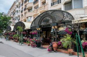 Skopje, La Terrazza Restaurant (1)