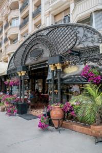 Skopje, La Terrazza Restaurant (2)