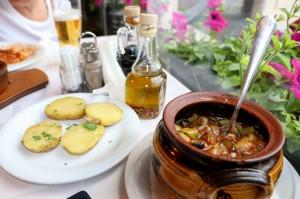 Skopje, La Terrazza Restaurant (7)