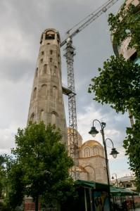 Skopje, Church of St.Konstantin and Elena (1)