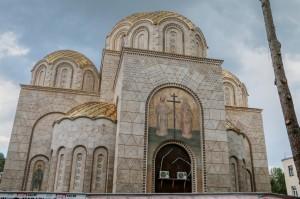 Skopje, Church of St.Konstantin and Elena (2)