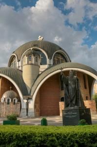 Skopje, Church of St. Clement of Ohrid (2)