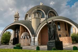 Храмы Скопье - Skopje Temples