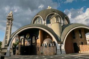 Skopje, Church of St. Clement of Ohrid (4)