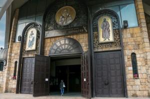 Skopje, Church of St. Clement of Ohrid (6)