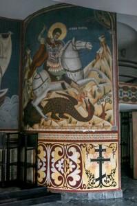 Skopje, Church of St. Clement of Ohrid (7)
