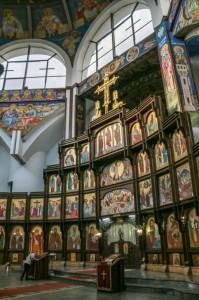 Skopje, Church of St. Clement of Ohrid (9)