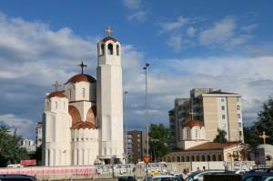 Skopje, Church of Vasily the Great, Gregory of Nazianzus and John Chrysostom 1