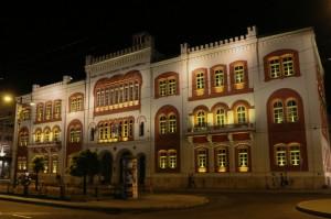 Belgrade Night  Captain Miša's Mansion