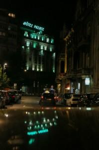 Belgrade Night  Palace Hotel