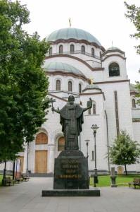 Church of Saint Sava, Belgrade and St Sava Monument