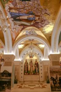 Church of Saint Sava, Belgrade - Crypt