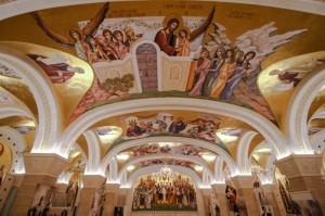 Church of Saint Sava, Belgrade, Crypt